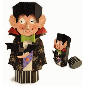 vampire boy canister wrap box