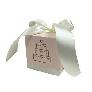 cake wedding box
