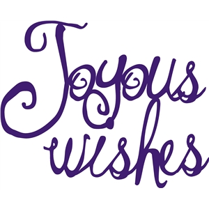 joyous wishes