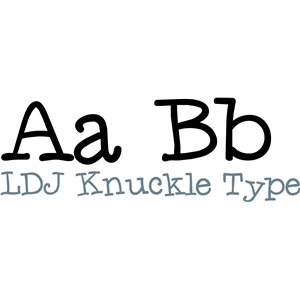 LDJ Knuckle Type