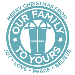 christmas ad - family tag