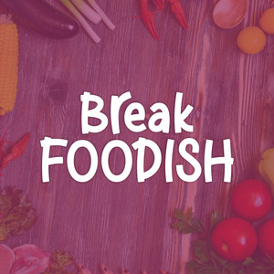 break foodish font