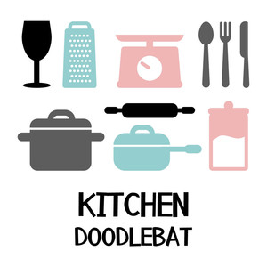 kitchen doodlebat