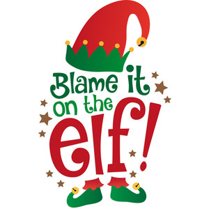 blame it on the elf
