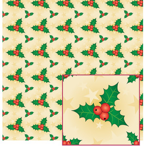 holly pattern