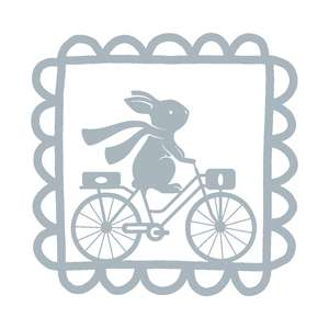 square rabbit frame