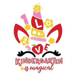 kindergarten is magical