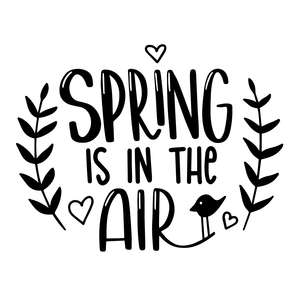 spring is in the air quote