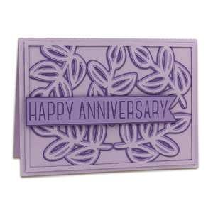 layered happy anniversary card (a7)