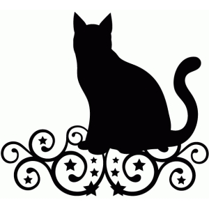cat fancy flourish