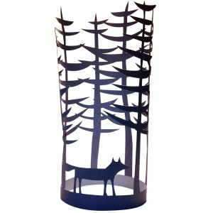 the fox and the forest lantern