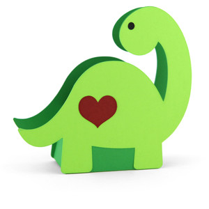 dinosaur favor box