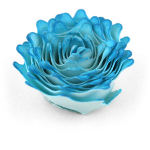 3d rolled mini flower