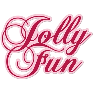 'jolly fun' word phrase