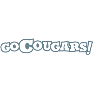 go cougars!