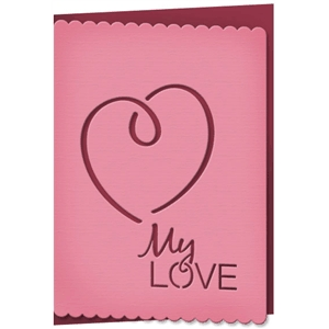 my love card
