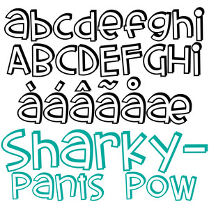pn sharkypants pow