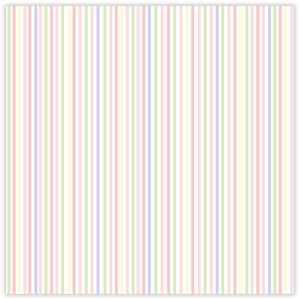 baby girl stripe paper
