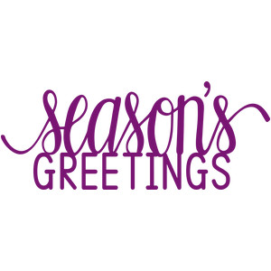 season's greetings message