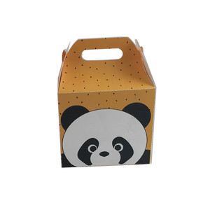 panda bear gable box