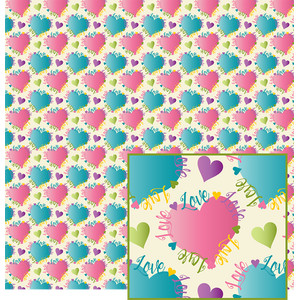 words of love pattern