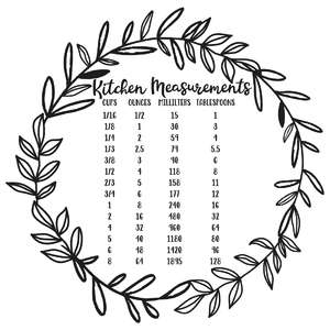 kitchen conversions wreath