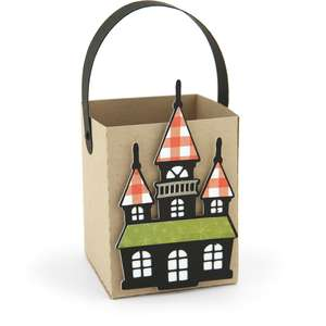 treat box haunted house