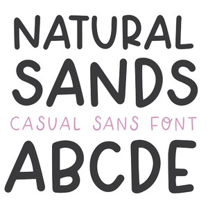 dtc natural sands