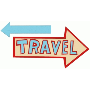 travel arrows