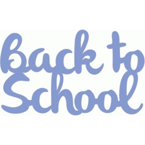 back to school handwriting