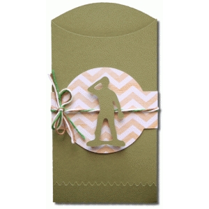 3d army envelope bag