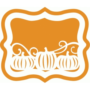 pumpkin patch artisan label