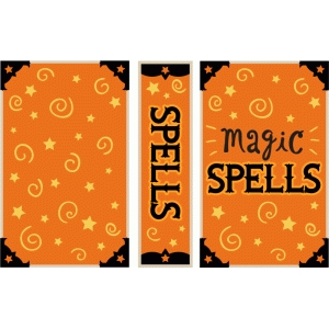 spells book cover