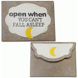 open when-you can't fall asleep