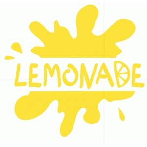 lemonade splash