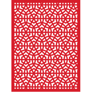 chinese lattice pattern