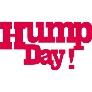 hump day! phrase