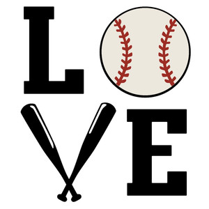 love baseball phrase