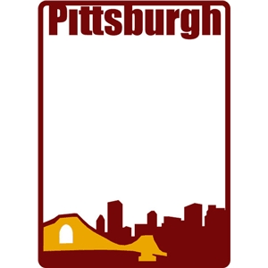 pittsburgh frame