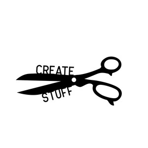 scrap-booking scissors - create stuff