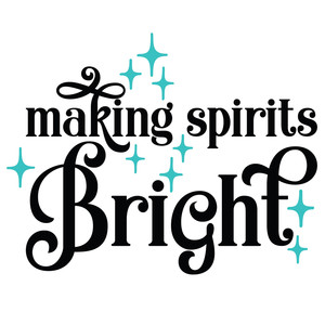 making spirits bright quote