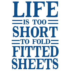 life short fold fitted sheets