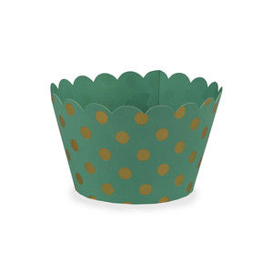 scalloped cupcake liner