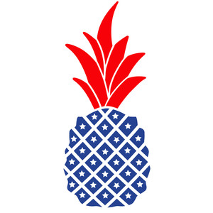 pineapple flag
