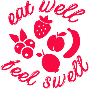 eat well, feel swell