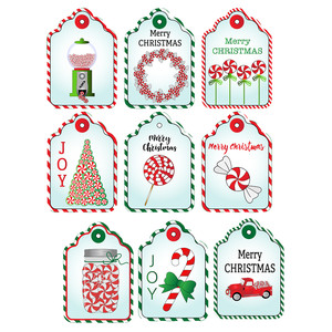 peppermint tags