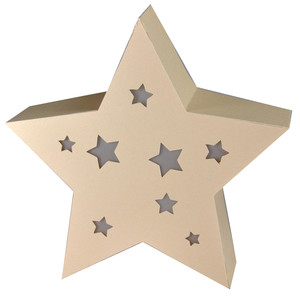 star shaped lantern