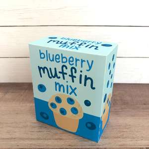 blueberry muffin mix play food