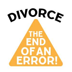 divorce the end of an error