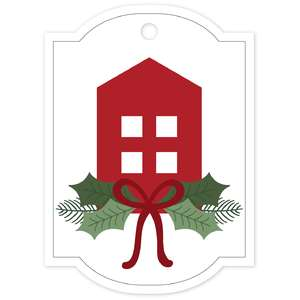 home for the holidays tag
